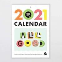 Glenn Jones Calendar 2021